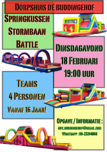 Stormbaan Battle